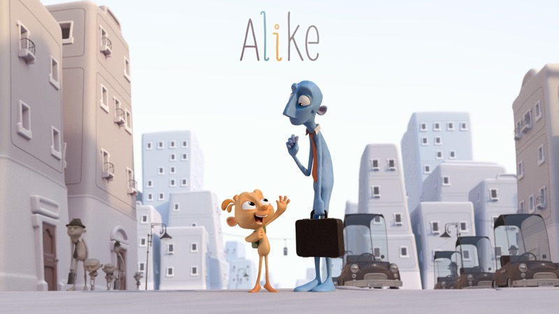 Alike, A Short Film About Nurturing Creativity You Should Watch