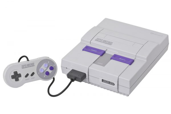 Nintendo Could Be Working on The Mini Version of Super Nintendo (SNES) Classic
