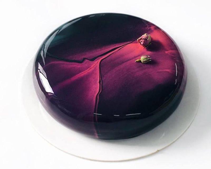 Bing Cherry Cake Recipe