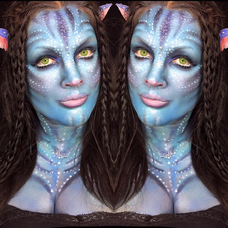 Irish Make-up Artist Natalie Costello is Going Viral for Her Amazing Movie Inspired Transformations