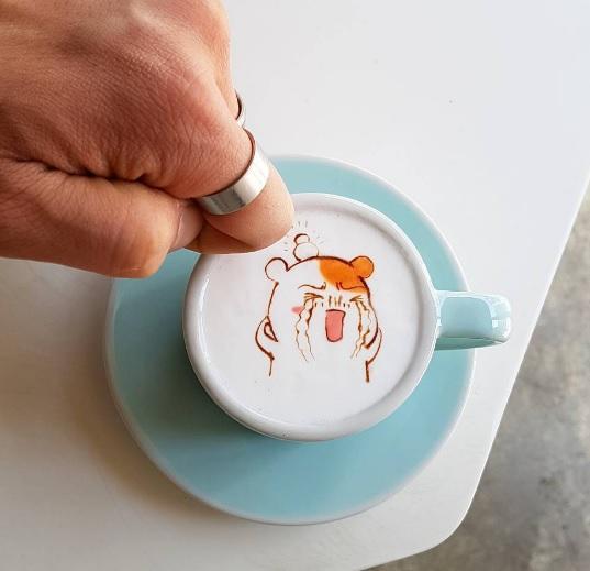 Lee Kang Bin Turns Cups of Coffee Into Incredibly Beautiful Latte Arts