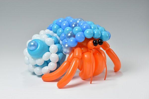 Japanese Artist Masayoshi Matsumoto Made Unbelievably Realistic Balloon Animals