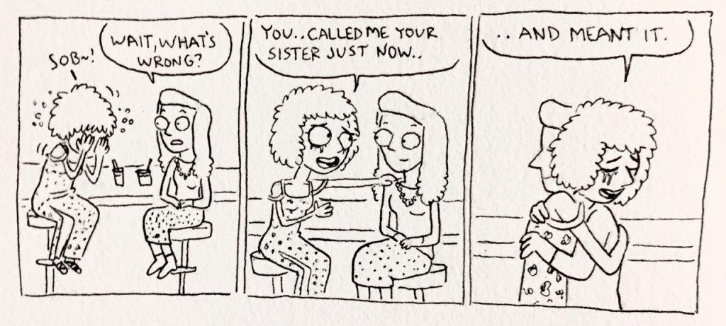 Julia Kaye Tells Her Transgender Stories In Hilariously Emotional Comics