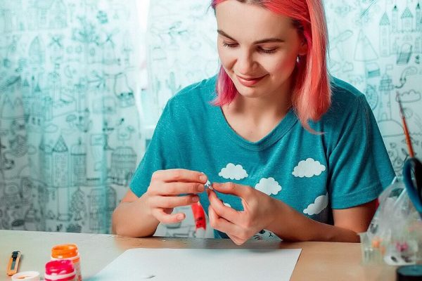 Up Close and Personal: An Interview With Margarita Ivanova Who Creates Handmade Cat Earrings Catmade