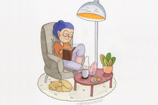Prudence Illustrates Her Daily Life As A Woman In Hilarious And Relatable Comics