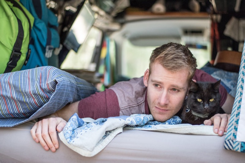 Rich and Willow Travel A Lifetime Adventure Around Australia With A Campervan