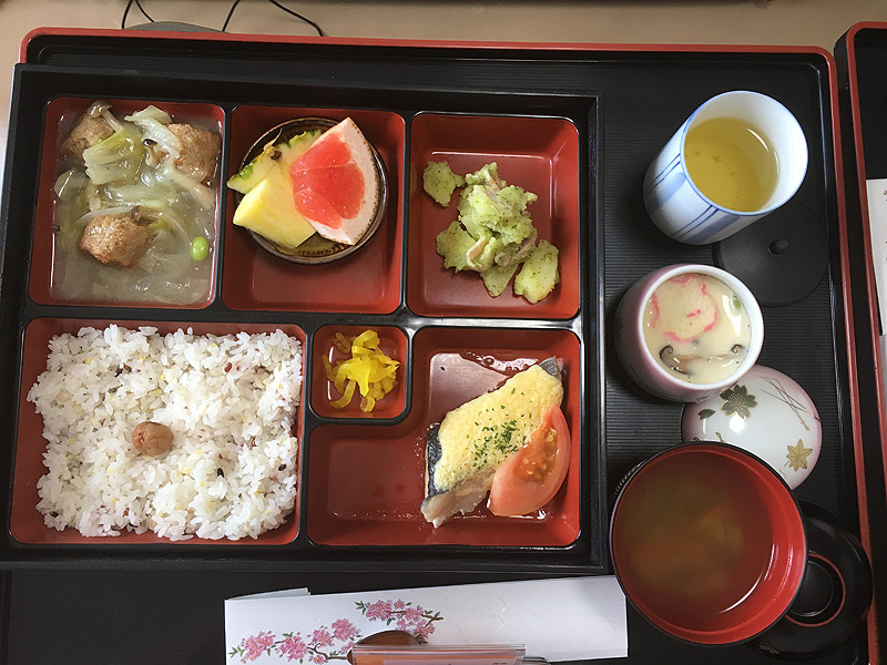 Woman Shares Delicious Hospital Food She Had After Giving Birth In Japan