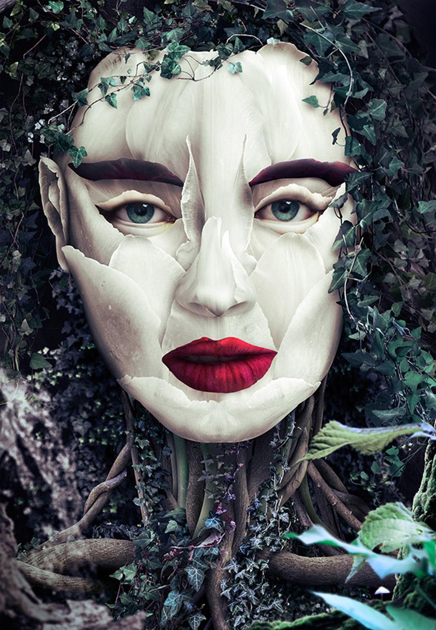 Brilliant Photo-Realistic Collages by Digital Artist Josh Dykgraaf