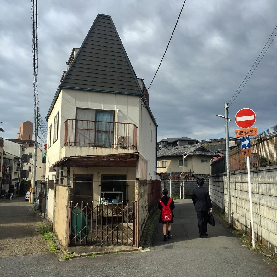 Captivating Small Buildings of Kyoto by Photographer John Einarsen