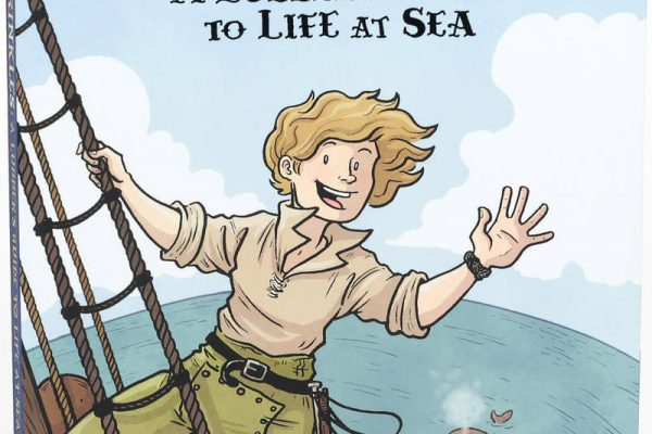 Lucy Bellwood is Creating Adventurous Comics About Life At Sea
