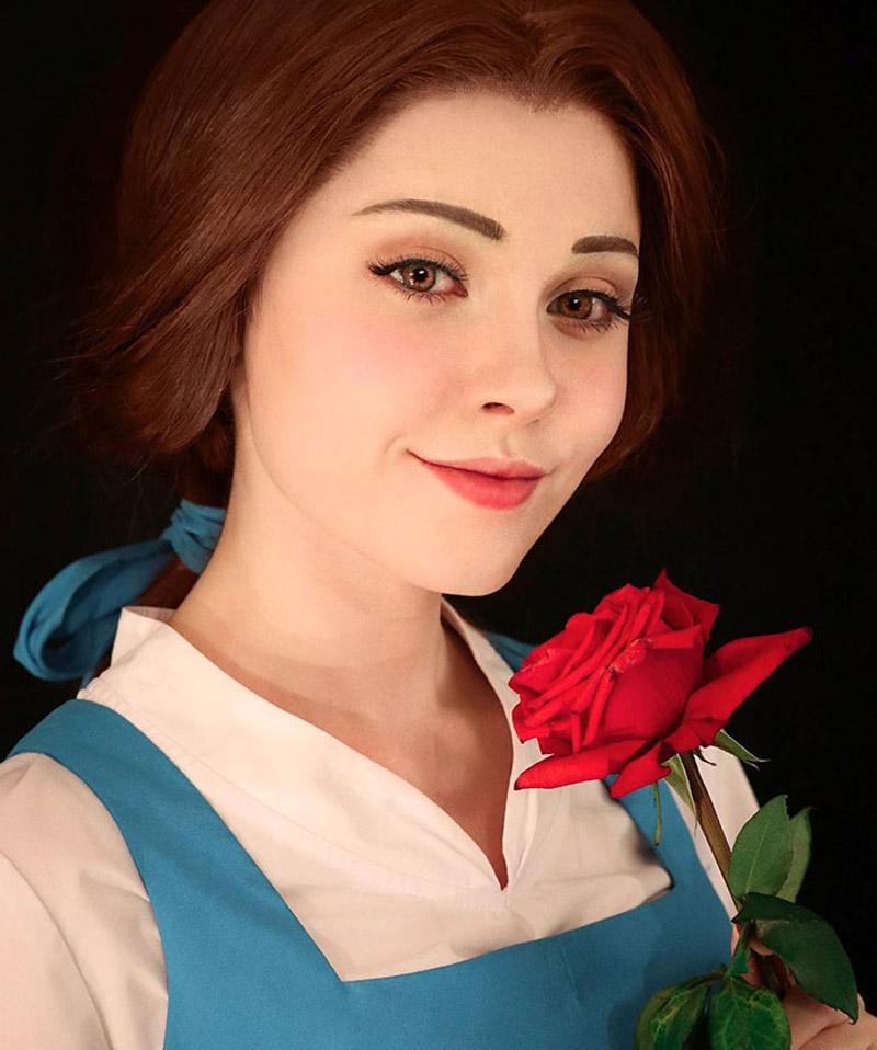 Russian Cosplayer Ilona Bugaeva Transforms Herself Into Famous Pop Culture Icons