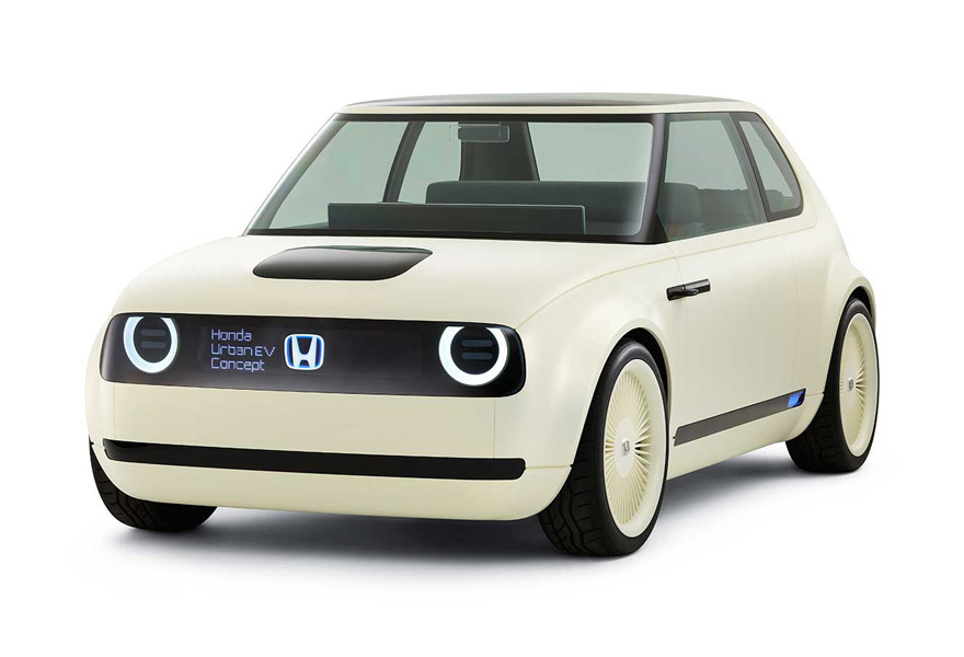 these retro style honda ev concept cars are adorable and smart tobeeko. Black Bedroom Furniture Sets. Home Design Ideas