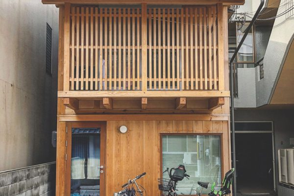Machiya for The Heisei/Modern Area - Captivating Small Buildings of Kyoto by Photographer John Einarsen Goes into The Second Round