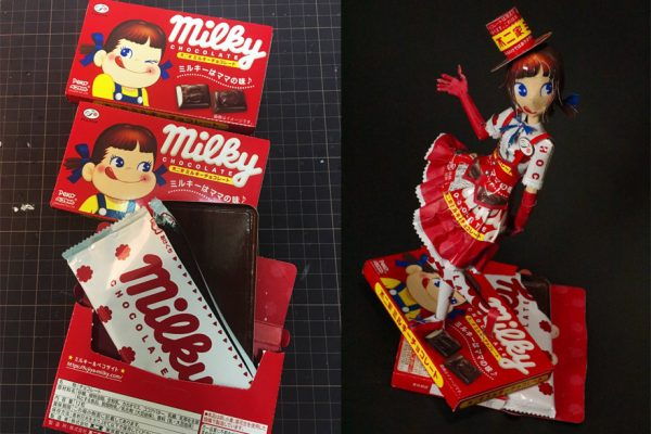 Artist Turns Product Packaging into Fantastic Art