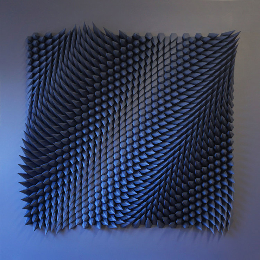 This Paper Engineer Turns Sheets of Paper Into Extraordinary Geometric Art